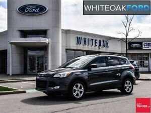 2015 Ford Escape SE, 1.9%-72 mos o.a.c factory certified