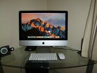 I Mac Late 2015 Pristine Condition 21.5inch intel i5 2.8 - 3.3 Gb turbo