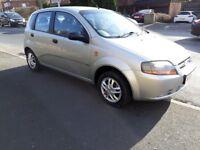 Chevrolet Kalos 1.2L £225 2005 NEEDS NEW CLUTCH