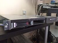 QUICK SALE! HP Proliant G4p - 2x 3GHz Dual core Xeon - MANY AVAILABLE! BARGAIN! SERVER 2012 INC...