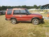 2000 Land rover discovery td5 spares or repair