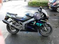ZX6F Exhaust blowing