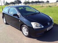 HONDA CIVIC 1.6i - VTEC **12 MONTHS MOT** Ideal first Car **Reliable & Very Cheap to Run ONLY £1495
