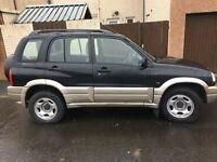 2001 Diesel Suzuki Grand Vitara £1,100 ONO