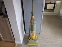 Dyson upright hoover - bagless
