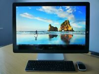 """Dell XPS 2710 27"""" All in One Windows 10 Desktop PC Computer"""