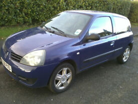 Renault Clio 1.5 DCi Campus Diesel 2008 Only 78000 Miles 12 Months MOT £30 Tax