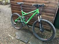 Iron horse mountain bike
