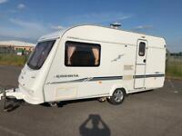 Compass Corona 482/2 Berth Caravan Motor mover