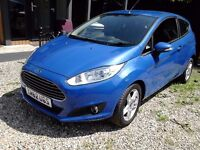 2013 Ford Fiesta 1.0 EcoBost Cat D,Low Mileage