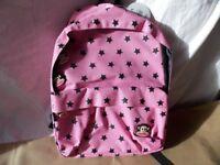 2 x 'PAUL FRANK' Backpacks...BNWT (Amazon £17.00+each)