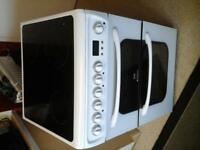 Hotpoint creda cooker for sale. Good condition.