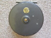 Gladding Aqua DT-10-S. (Think this is a salmon reel). With spare reel.