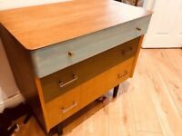 Mid Century Chest of Drawers - 50s Design