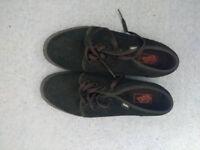 Mens size 11/12 Vans trainers