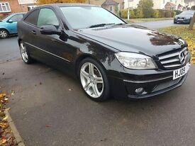 Mercedes CLC C220 cdi 2009 84k mileage **REDUCED TO £4350!!**