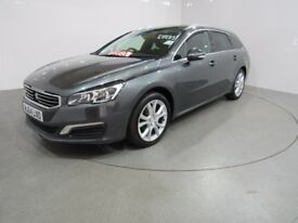 PEUGEOT 508 E-HDI SW ACTIVE (grey) 2014