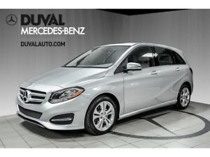 2016 Mercedes-Benz B-Class B250 4MATIC / BANCS CHAUFFANTS+AWD