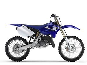 Looking for a Yz 125 project 2002+