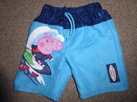 Boys swim shorts 3-4 years
