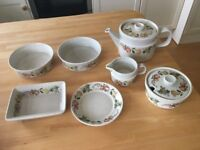 Wedgwood Quince (7 piece)