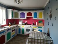 Large double room for rent in culloden area of inverness.
