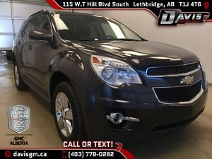Used 2013 Chevrolet Equinox AWD LT-Remote Start, Heated Seats, T