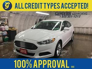 2013 Ford Fusion NAVIGATION*BACK UP CAMERA*HEATED SEATS*SYNC BY