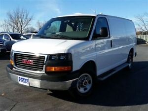 2016 GMC Savana 2500 CARGO--PARTITION-POWER WINDOWS, LOCKS, AND