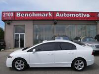 2010 Honda Civic SPORT-NAVIGATION-I-POD-ROOF-CLEAN CARPROOF-CDN