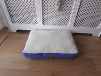 dog puppy mat bed ideal for crate