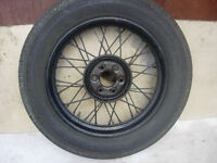 """Morris """"8' wire Wheel For Sale"""