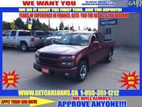 2009 Chevrolet Colorado EXT CAB * ONLY $50 A WEEK WITH $0 DOWN!