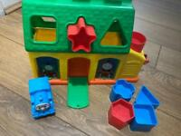 Thomas & Friends My First Tidmouth Shape Sorter