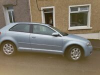 AUDI A3 FOR SALE OR SWAP FOR BMW