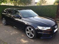Audi A6 2.0 AVANT TDI S LINE BLACK EDITION 5d
