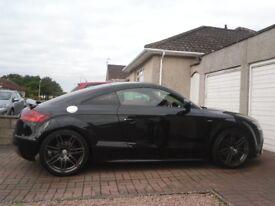 Audi TT 2.0TDi Black Edition Quattro