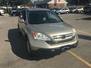 2008 Honda CR-V EX-L, Loaded; Leather, Roof, 2 Sets of Tires wit London Ontario image 7