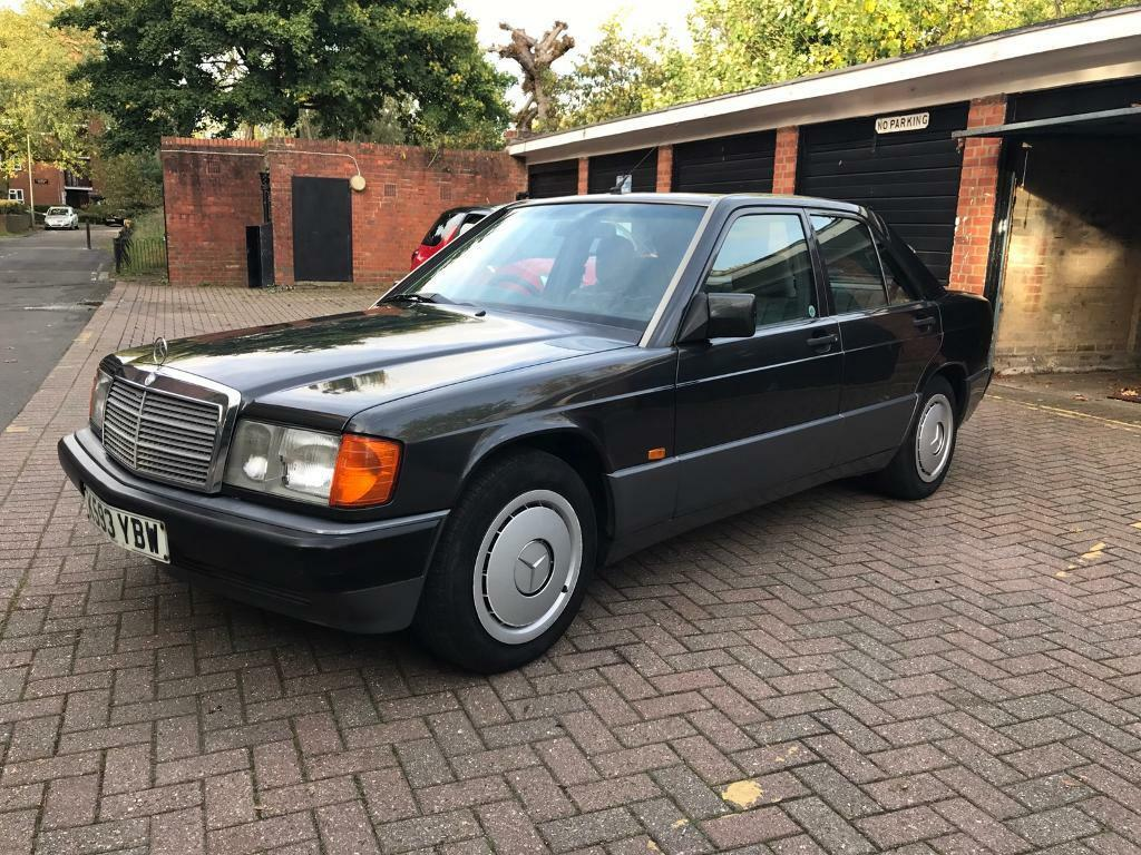 Mercedes Benz 190E 2.0 automatic