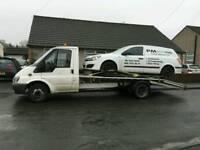 SCRAP CARS & VANS COLLECTED 4 CASH 7 DAYS