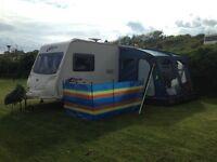Compactalite Pro Classic 250 Caravan Porch Awning