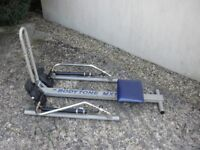 A multi gym by DP - Fit for Life - Body Tone MX1. In a used but good condition.