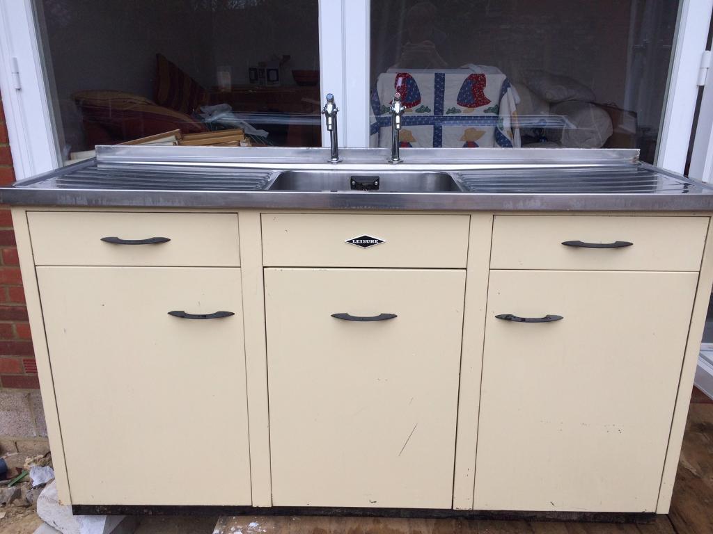Vintage Leisure Kitchen Sink Unit | in Prestwood, Buckinghamshire ...