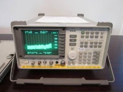 Agilent Hp 8564e 9 Khz To 40 Ghz Rf Spectrum Analyzer W 85620a Module - Cald