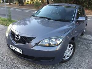 2007 Mazda 3 Sports Auto Low Ks LOGBOOKS LONG REGO 4 Cyl Hatch A1 Sutherland Sutherland Area Preview