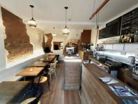 Cafe for sale - low price big opportunity !