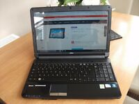FUJITSU DUAL CORE LAPTOP RUNNING WINDOWS 10 IN MINT CONDITION BARGAIN AT £80.00