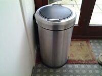 Two 50 litre kitchen bins.