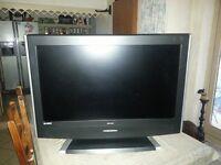 Bush 37 Inch 1080 Flat Screen LCD HDMI TV