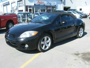 2008 Mitsubishi Eclipse GS CONVERTIBLE